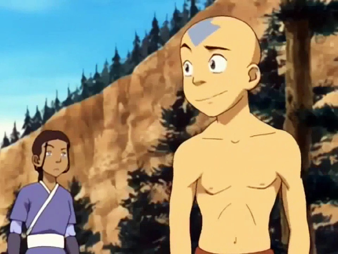 Avatar The Last Airbender S01E09 - The Waterbending Scroll