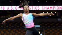 Simone Biles Says She Can't Be Expected To 'Carry The Whole Gymnastics World'