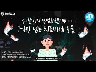 손·팔 이식 합법화됐지만…1억원 넘는 수술·치료비에 눈물/ 연합뉴스 (Yonhapnews)