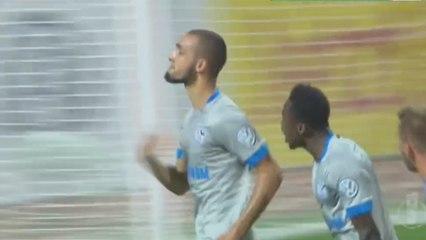 Bentaleb marque son premier but de la saison avec Schalke