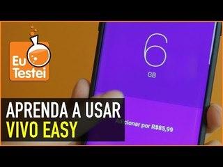 Testamos o Vivo Easy: aprenda como ter e usar o seu - Vídeo Resenha EuTestei Brasil