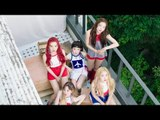 Red Velvet(레드벨벳) Red Flavor(빨간맛) MV Released…상큼 발랄한 여름 앨범 발표 (The Red Summer, 웬디, 아이린, 슬기, 조이, 예리)