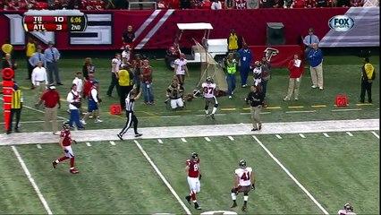 NFL 2012-13 W17 Atlanta Falcons vs Tampa Bay Buccaneers