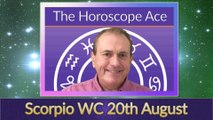 Scorpio Weekly Horoscope from 20th August - 27th August