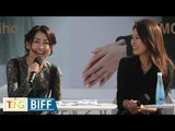 "[BIFF] '러브레터' 나카야마 미호 ""오겡끼데스까""…부산영화제 오픈토크 (Open Talk, Love Letter, Miho Nakayama, 中山美穂, ラブレタ-)"