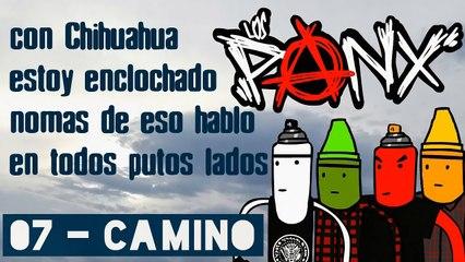 LOS PANX - 07 - Camino (#NEGAS)