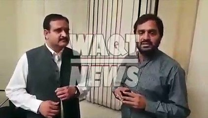Dabang Response By Nominated CM Usman Buzdar's to Opposition Parties