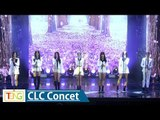 CLC(씨엘씨) 'Remember that'(봄날의 기억) Concert Stage -'BLACK DRESS' Charity Concert- (BTOB, 비투비)