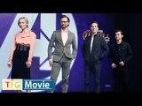 [풀영상] 베네딕트 컴버배치·톰 히들스턴 '어벤져스:인피니티 워' 간담회 (Avengers Infinity War, Benedict Cumberbatch)