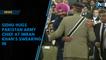 Watch: Sidhu hugs Pakistan Army Chief at Imran Khan's swearing-in