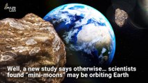 Scientists say multiple 'mini-Moons' could be orbiting Earth