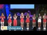 DIA(다이아) 'Woo Woo'(우우) Showcase -Greetings- (Summer Ade, YAEBIN  CHAETYEON, UNI.T, Woo Woo)
