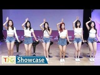 Berry Good(베리굿) 'Green Apple' Showcase -Points choreography- (FREE TRAVEL, 풋사과,  Mellow Mellow)