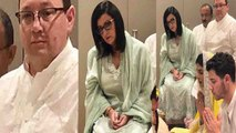 Priyanka Chopra & Nick Jonas Engagement: Mother & Father In Law's DESI look goes viral | Boldsky