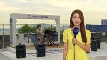 [날씨] 휴일 열대야·폭염 주춤...남산 버스킹 한창 / YTN
