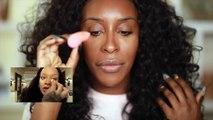 I Did Rihanna's Vogue Beauty Routine! But I'm Still Ugly LOL | Jackie Aina