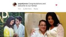 Priyanka Chopra & Nick Jonas: Father-in-law Kevin Jonas ने family में किया बहू का स्वागत   Boldsky