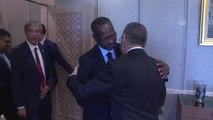 Cumhurbaşkanı Yardımcısı Oktay, Sudan Cumhurbaşkanı Kıdemli Yardımcısı İbrahim ile Görüştü