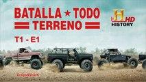 """BATALLA TODO TERRENO #1 – """"Bienvenidos al Infierno Verde"""""""
