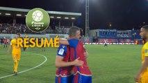 Gazélec FC Ajaccio - Grenoble Foot 38 (2-0)  - Résumé - (GFCA-GF38) / 2018-19