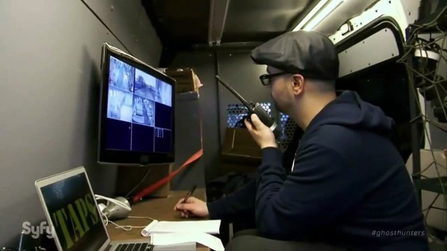 Ghost Hunters S11E01 All Aboard The Ghost Train | Ghost Hunters S 11 E 1 All Aboard The Ghost Train