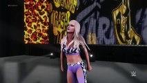 WWE 2K18 NXT QUALIFYING MATCH FOR WRESTLEMANIA LIV MORGAN VS DAKOTA KAI VS LACEY EVANS