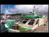 Ballade à Fécamp en Seine Maritime région Normandie