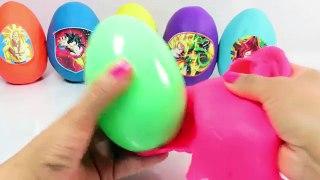 Huevos Sorpresa de Dragon Ball Z: Goku, Gohan, Freezer   JuguetesYSorpresas