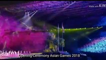 AMAZING! Opening Ceremony Asian Games 2018   The Best Opening Ceremony Ever