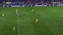 Résumé Rennes vs Angers tous les buts 1-0