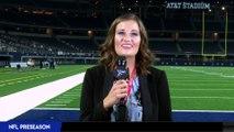 Cincinnati Bengals vs Dallas Cowboys | Dak Prescott Com/Att 10-15, 86 Yds, Td 1, Rtg 103.8