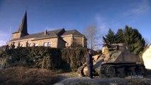 La bataille des Ardennes vers Bastogne