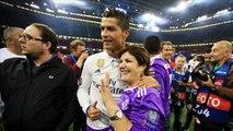 Les touchantes confessions de la mère de Cristiano Ronaldo