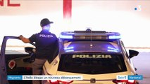L'Italie interdit à des migrants d'un navire italien de débarquer