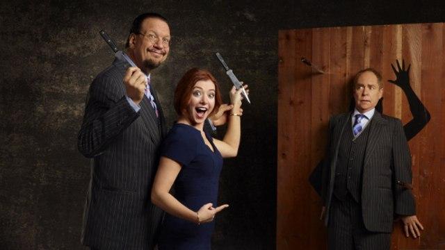 Penn & Teller: Fool Us Season 5 Episode 9 [[Teller's Gambling Problem]] Full Online