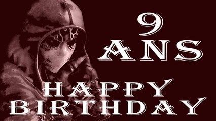 [Happy Birthday : 9 ans] L'avenir ! :)