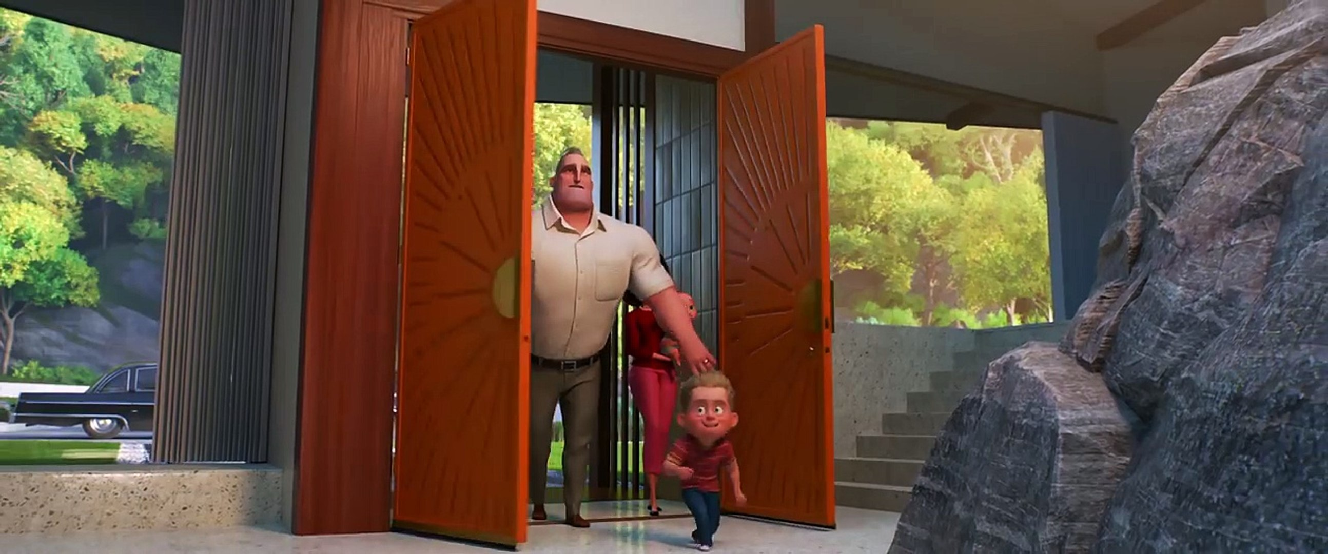 The Incredibles 2 / İnanılmaz Aile 2 - Türkçe Dublajlı Fragman #2   22 AĞUSTOS'TA SİNEMALARDA