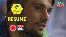 Stade de Reims - Olympique Lyonnais (1-0)  - Résumé - (REIMS-OL) / 2018-19