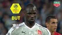 But Moussa KONATÉ (82ème pen) / Amiens SC - Montpellier Hérault SC - (1-2) - (ASC-MHSC) / 2018-19