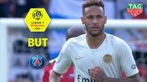 But NEYMAR JR (53ème pen) / EA Guingamp - Paris Saint-Germain - (1-3) - (EAG-PARIS) / 2018-19