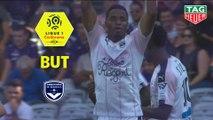 But François KAMANO (50ème) / Toulouse FC - Girondins de Bordeaux - (2-1) - (TFC-GdB) / 2018-19
