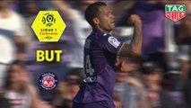 But Matthieu DOSSEVI (67ème) / Toulouse FC - Girondins de Bordeaux - (2-1) - (TFC-GdB) / 2018-19