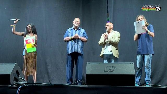 United Religions Iniciative-Africa premia al Rototom Sunsplash con el 'Africa Peace Award'