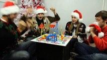 Merry Christmas, Happy Holidays N sync Michael Henry & Justin Robinett