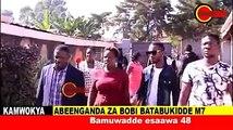 Family Ya Bobi Wine Bawandikidde Donald Trump Okubayamba Ku Kusibwa Kwa Bobi Wine