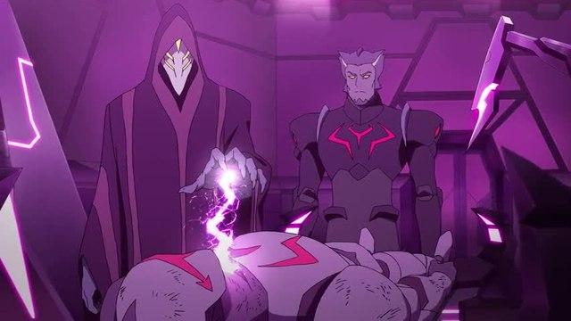 Netflix ~ Voltron: Legendary Defender Season 7 Episode 12 : Episode 12