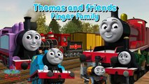 Thomas the Tank Engine Finger Family | Thomas and Friends Finger Family Nursery