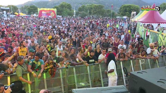 PETER TOSH TRIBUTE: ANDREW TOSH ft KEITH STERLING, MAFIA & FLUXY live @ Main Stage 2018
