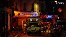 Aubervilliers : sept blessés graves dans un incendie, dont cinq enfants