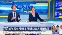 Emmanuel Macron peut-il réussir sa rentrée ? (1/4)